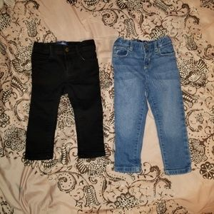 Old Navy Baby Skinny Jeans 18-24 Months